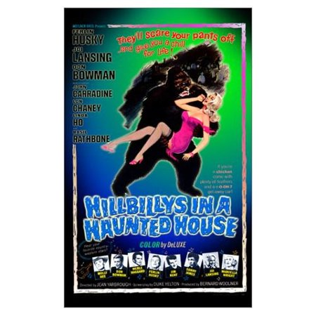 Hillbillys in Haunted House (DVD)
