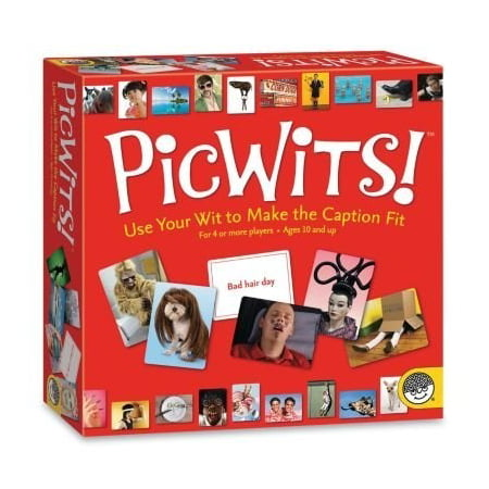 mindware picwits! board game - Picwits Board Game
