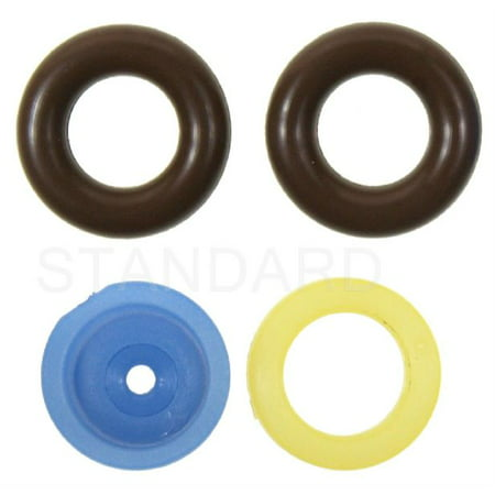 OE Replacement for 2000-2006 Nissan Sentra Fuel Injector Seal Kit (Base / GSS / GXE / GXE Sport / LE / Limited Edition / S / SE / SE-R / SE-R Spec V / XE / XE