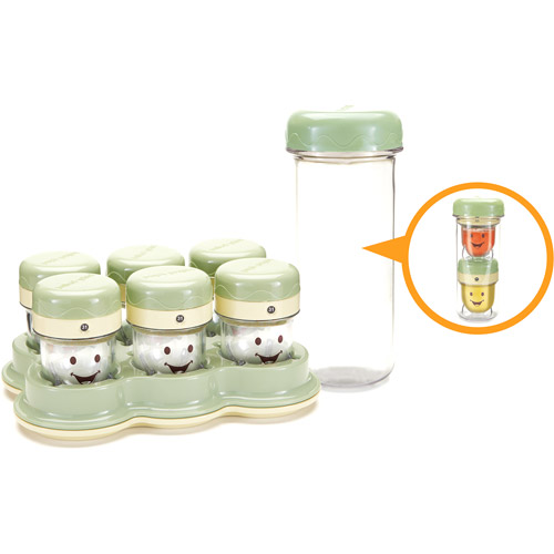 As Seen on TV Baby Bullet 8pc Storage Kit