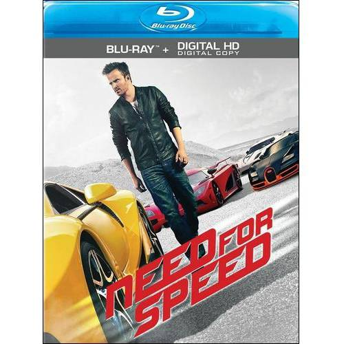 Need For Speed (Blu-ray + Digital HD) (Widescreen)