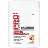 GNC Pro Performance Monohydrate, Fruit Punch, 161 Servings