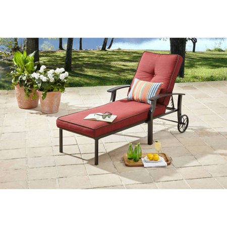 Chaise lounges at garden sensation for Braddock heights chaise lounge