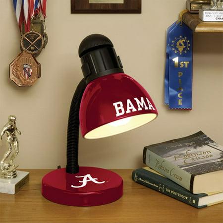 Ncaa Desk Lamp Alabama Crimson Tide