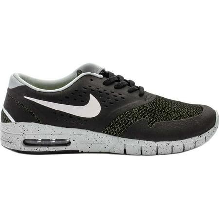 941f16f42a2a ... Nike Eric Koston 2 Max Black - White - Base Grey - Venom Green 631047-  Nike  SB ...