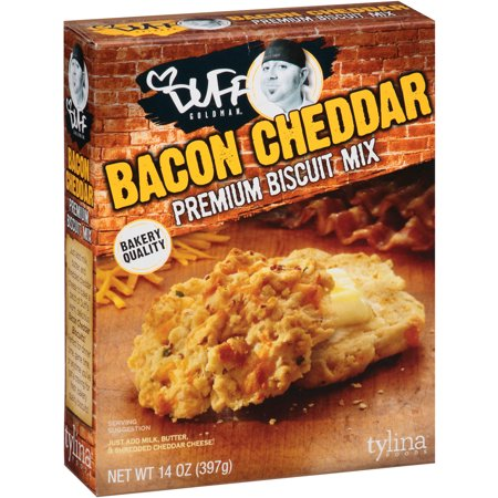 Duff Goldman Bacon Cheddar Premium Biscuit Mix, 14 oz