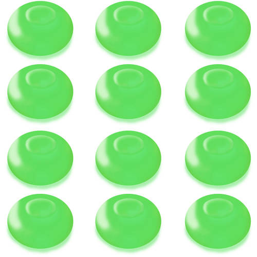 LumaBase Floating Waterproof LED Lights, 12-Count