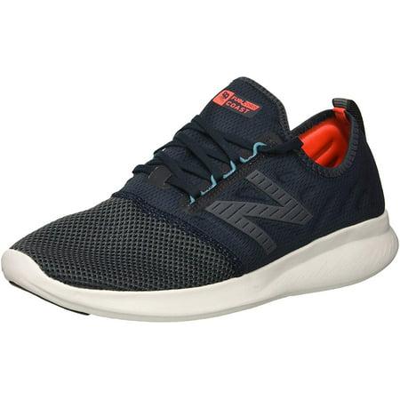 separation shoes 0bd4b 9fc4f New Balance - New Balance MCSTLLF4  Mens Coast V4 FuelCore  Galaxy Petrol Cadet Sneaker (12 D(M) US Men) - Walmart.com