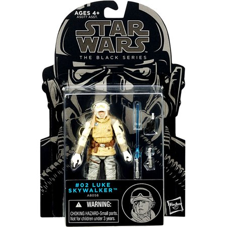 Star Wars Black Series Wave 6 Luke Skywalker Action Figure [Wampa Attack]
