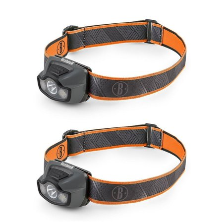 150 Lumen Multicolor Headlamp (2 pk.), Multifunctional headlamps, 3-Ultra bright CREE LEDs, handsfree lighting By