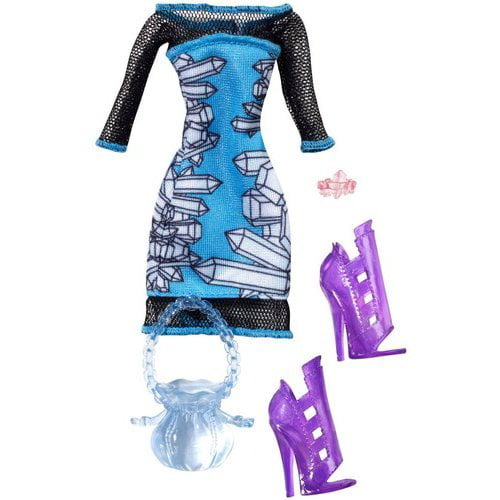 Monster High Abbey Bominable Fashion Pack by Mattel