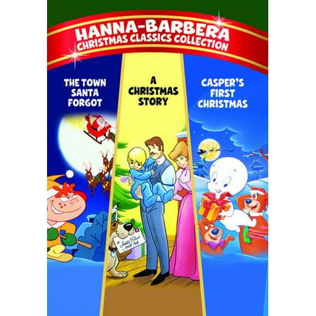Hanna Barbera Christmas Dvd.Mod Hanna Barbera Christmas Classics 1971 93 Dvd Non Returnable Dvd