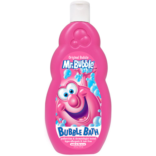 Mr. Bubble Original Bubble Bath, 16 fl oz