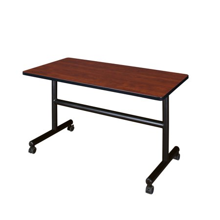 Kobe Flip Top Mobile Training Table, Multiple Sizes and Colors