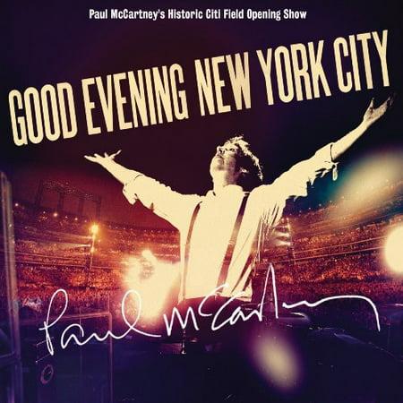 Good Evening New York City [2CD/1DVD Combo] [Digipak] [O-Card] (CD) (Includes DVD)