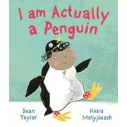 I am Actually a Penguin - eBook