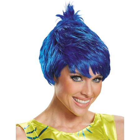 Disney Joy Wig Child Halloween Accessory (Disney Tv Schedule For Halloween)
