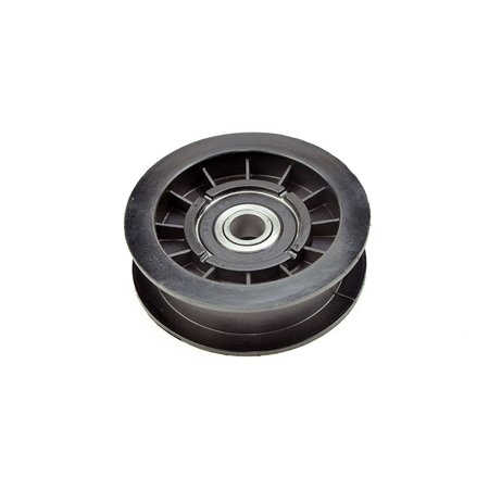 Transmission Drive Pulley (34-826 Flat Idler Pulley Replacement for Murray 91179, 421409, Transmission Drive Tension/Clutch By Oregon )