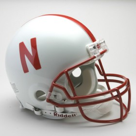 Nebraska Cornhuskers Riddell Full Size Authentic Helmet