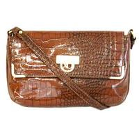 Product Image XOXO Classy Girl Croco Flap Shoulder Bag 0f1fc0ad94