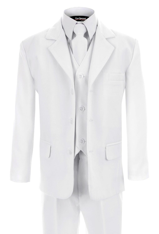 Gino Giovanni Boy's Formal Dresswear Suit Set G230