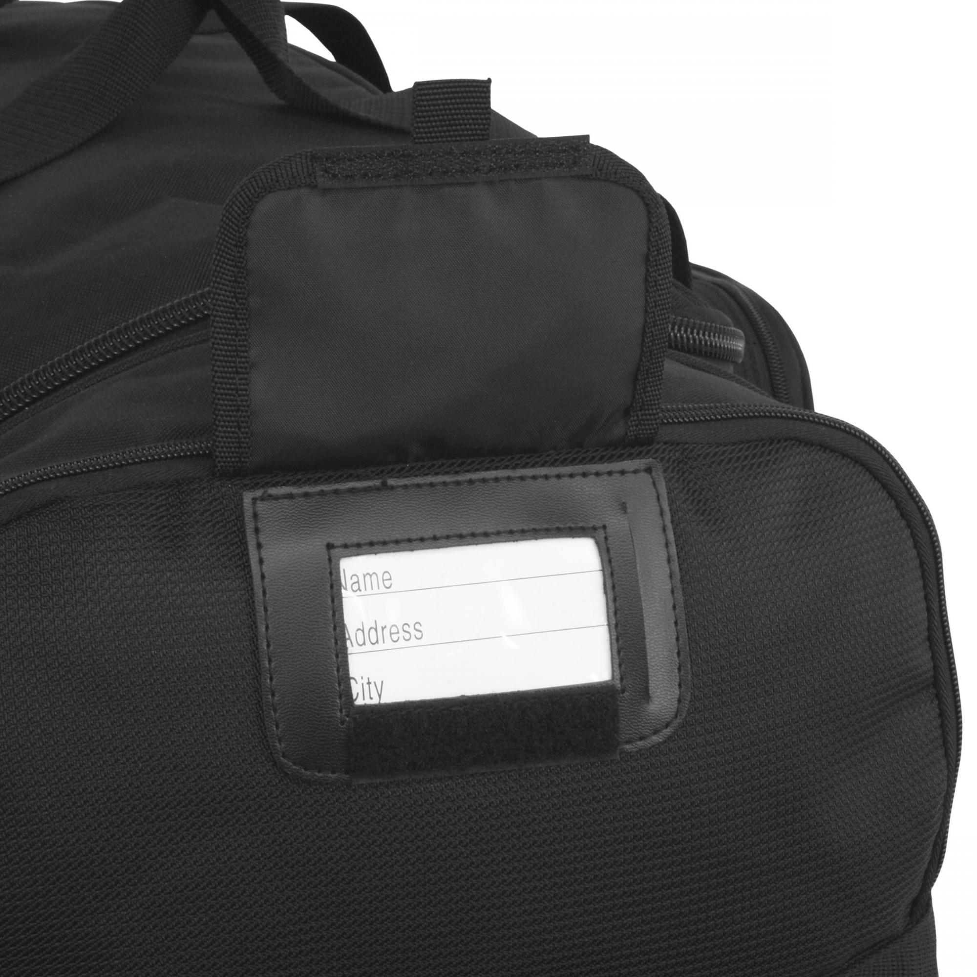 a2def6a346 Mercury Luggage Gorilla Wheeled Duffel Bag - Walmart.com