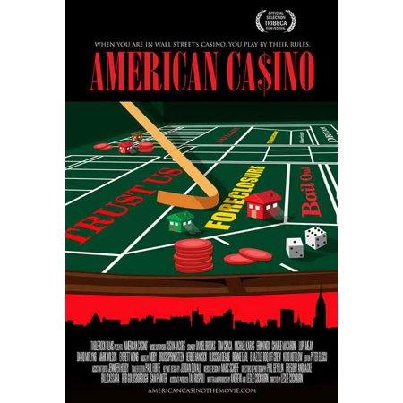 American Casino POSTER Movie Mini Promo