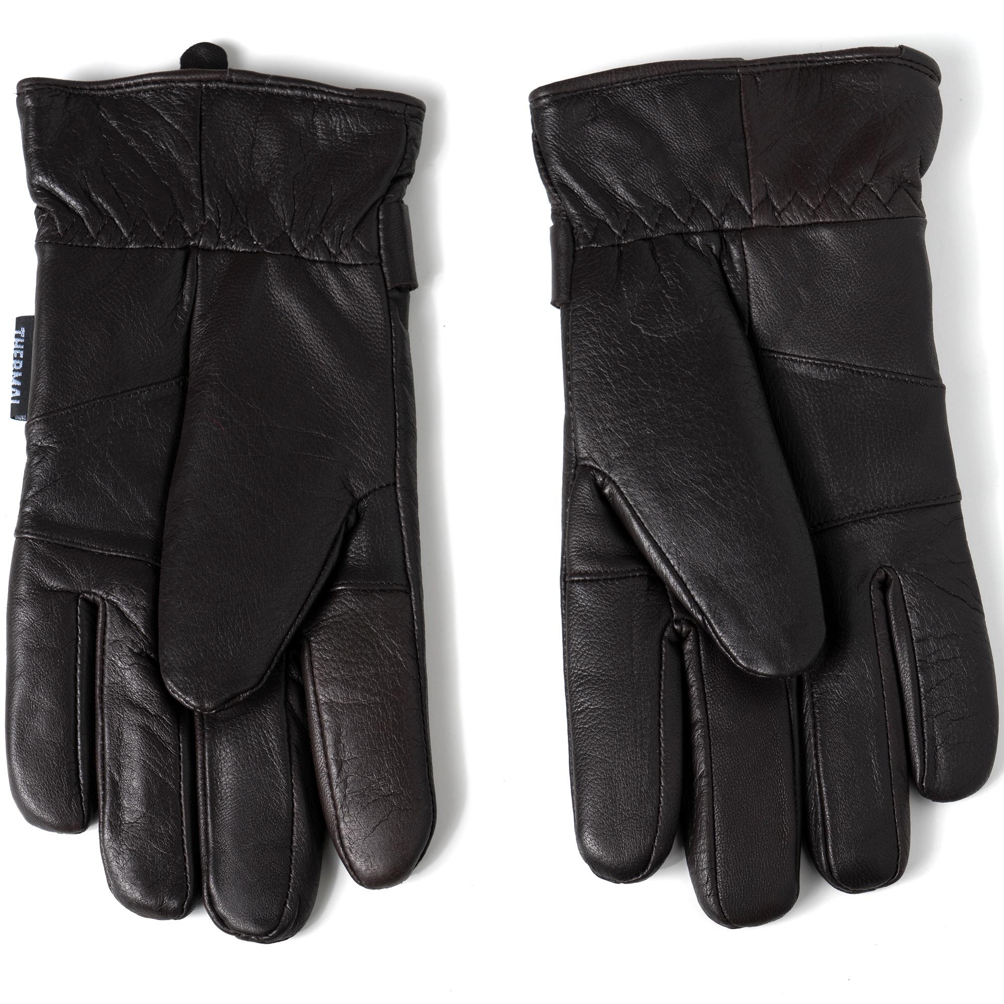 women/'s genuine soft lamb leather valcro closure gloves