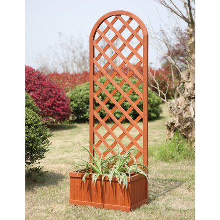 Convenience Concepts Planters and Potts Garden Planter - Concern Garden