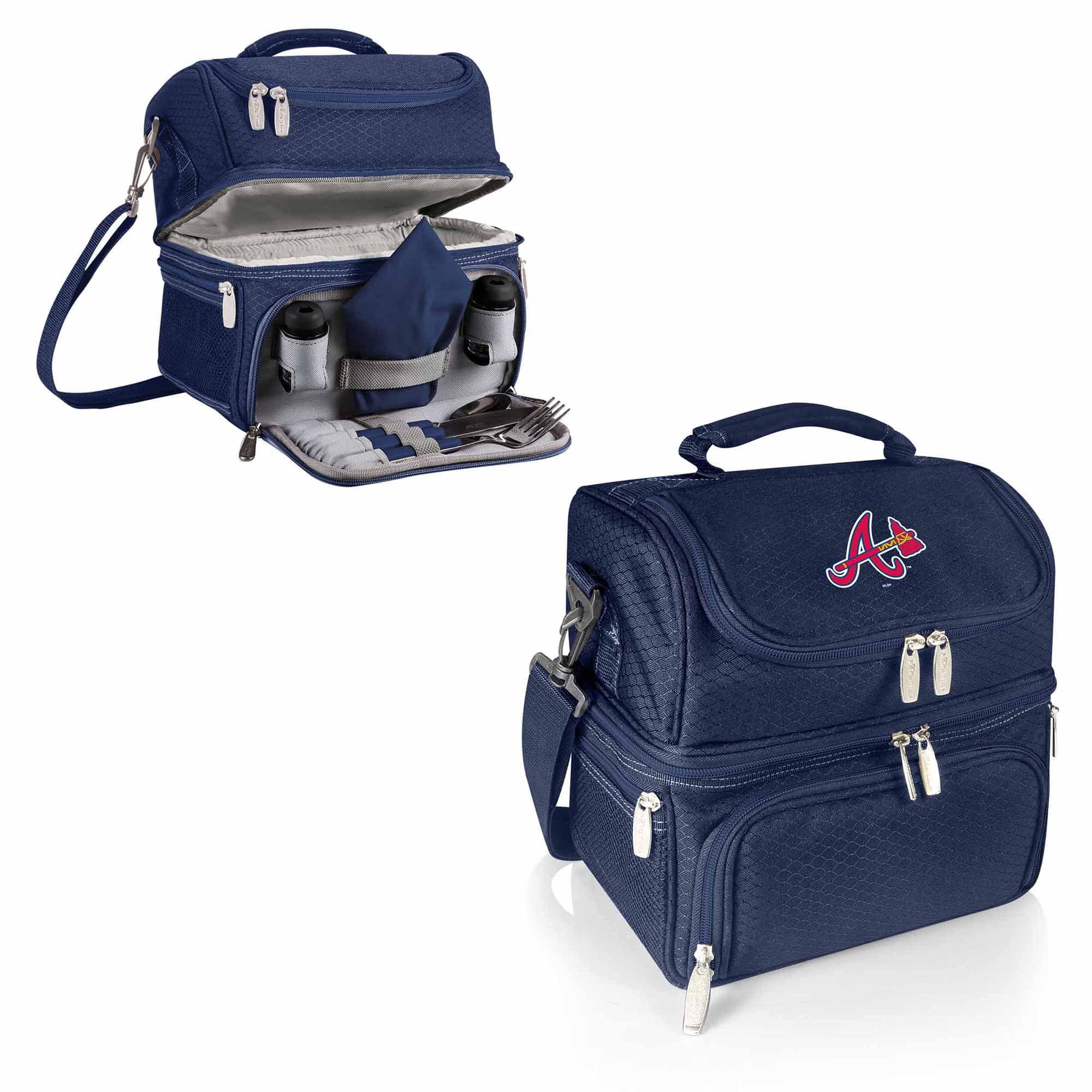 Atlanta Braves Back To School metal Lunchbox Suntrust Freddie Ender special tkt