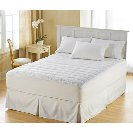 Image of Bedsack 200-Thread Count Cotton Flexwall Mattress Pad