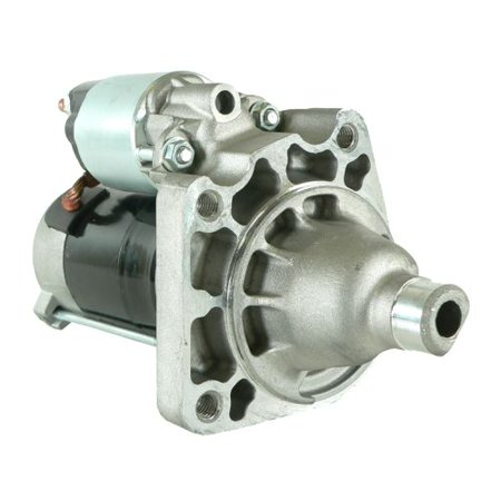 DB Electrical SND0544 Starter For Chrysler Town Country 3.3 3.3L 3.8 3.8L 06 07 08 09 10 / Pacifica 06-08 / Caravan / Grand Caravan 06-10 / Jeep Wrangler 09-11 / Volkswagen Routan (09-10) 06 Jeep Vehicles
