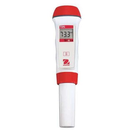 OHAUS ST20T-A TDS Meter,Dual Line LCD G2444447 (Dm1 Dual Tds Meter)