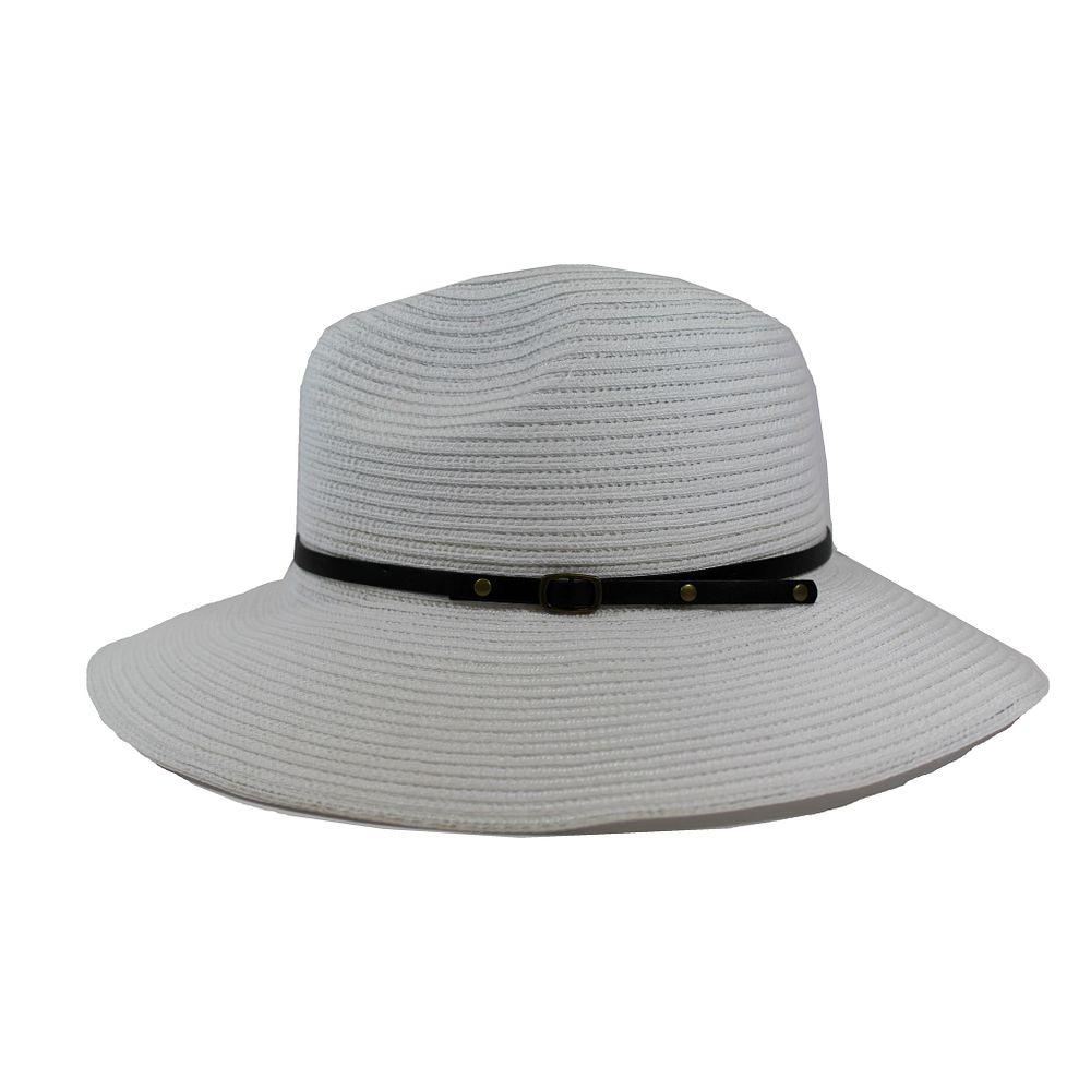 Sun Styles Susan Ladies Sun Hat - White - image 1 de 1