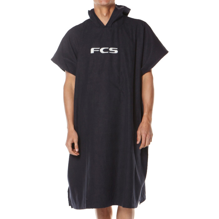 FCS Changing Towel Poncho Black by FCS