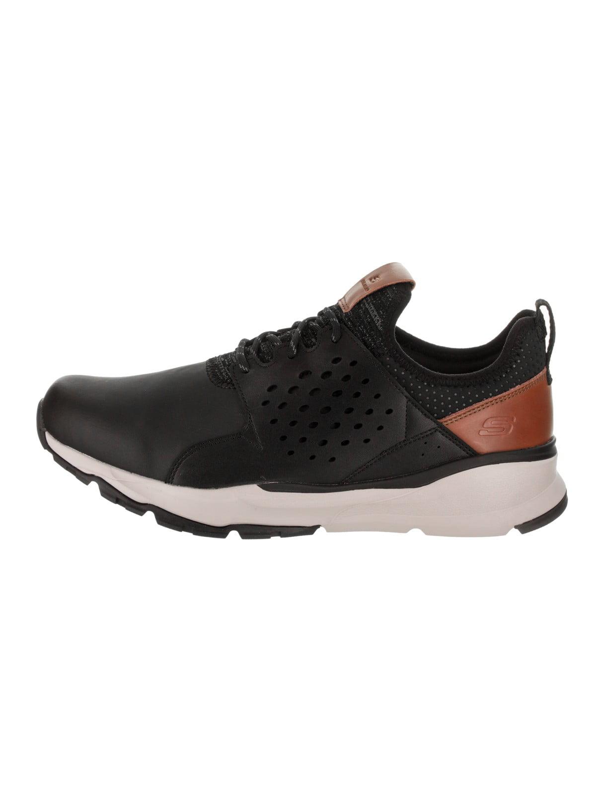 6644fb09f27f Skechers - Skechers Men s Relven - Hemson - Wide Fit Casual Shoe -  Walmart.com