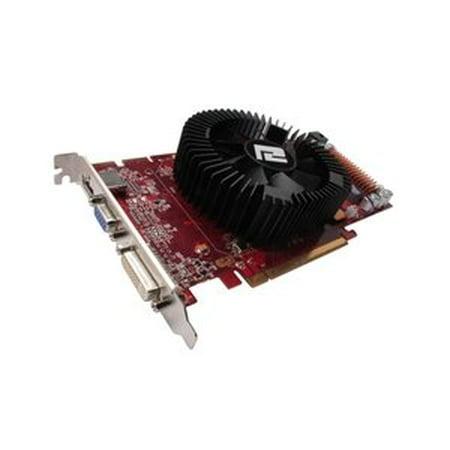 POWERCOLOR AX4830 512MD3-H PowerColor AX4830 512MD3-H Radeon HD 4830 512MB 256-bit GDDR3 PCI