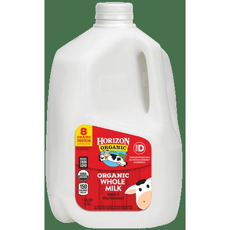 Horizon Organic Whole Milk, 1 gallon