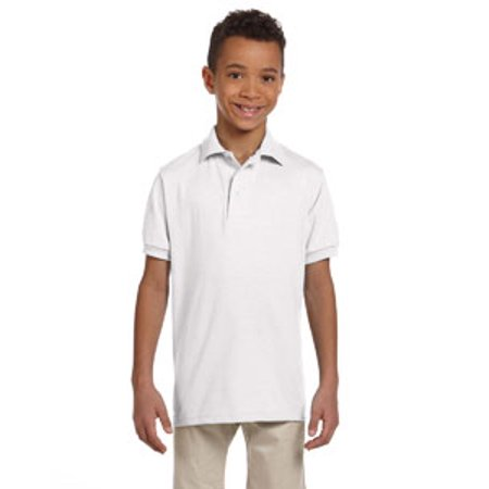 Jerzees Youth 5.6 oz. SpotShield™ Jersey - Royal Standard Old Mill