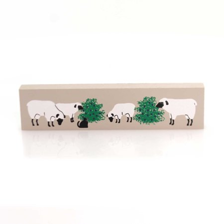 Cats Meow Village BERRIES & SHEEP Wood Accessory Retired Ewe 233