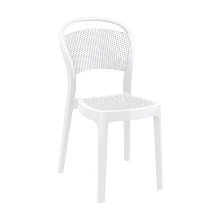 Siesta Bee Polycarbonate Patio Dining Chair - Set of 2 ()