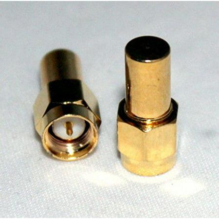 1x SMA male 1W RF coaxial Termination loads DC- 3 GHz 50?; US based; Fast Ship