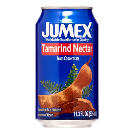 (12 Pack) Jumex Fruit Nectar, Tamarind, 11.3 Fl Oz, 1 Count
