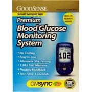 GoodSense® Premium Blood Glucose Monitoring System Case Pack 12