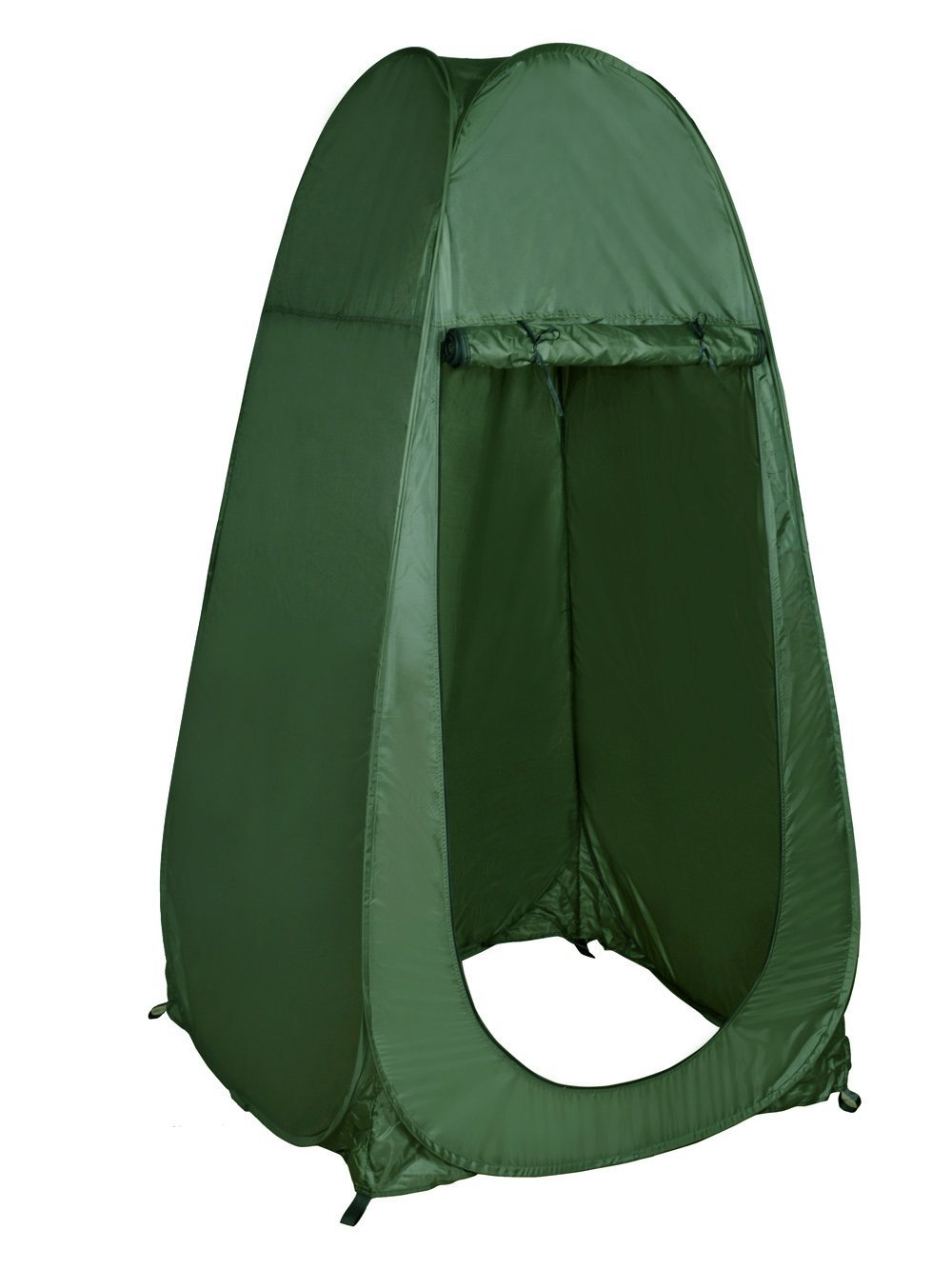 Click here to buy CALHOME Portable Outdoor Green Pop Up Tent Camping Shower Privacy Toilet Changing Room... by CALHOME.