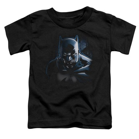 Batman - Dont Mess With The Bat - Toddler Short Sleeve Shirt - (Don T Mess With A Country Boy)