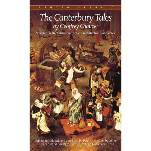 THE CANTERBURY TALES [9780553210828]
