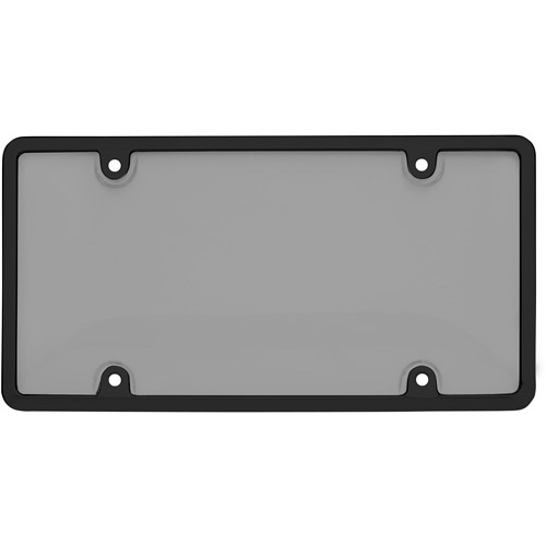 License Plate Holders >> Cruiser Accessories Model 62052 Tuf Combo License Plate Frame