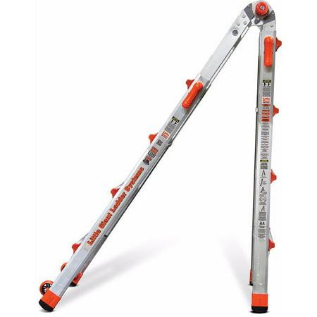 - Little Giant Ladder Systems 22 Foot Type IA Aluminum Multi Position LT Ladder