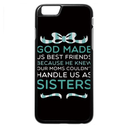 God Made Us Best Friends iPhone 7 Case